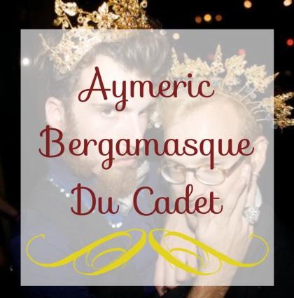 Aymeric Bergada Du Cadet  @Le Baron