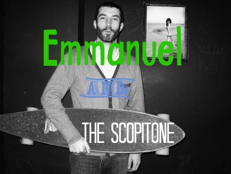Emmanuel @Scopitone