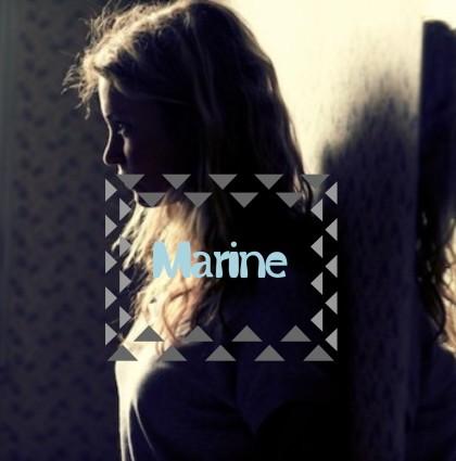 Marine @Café Charlot