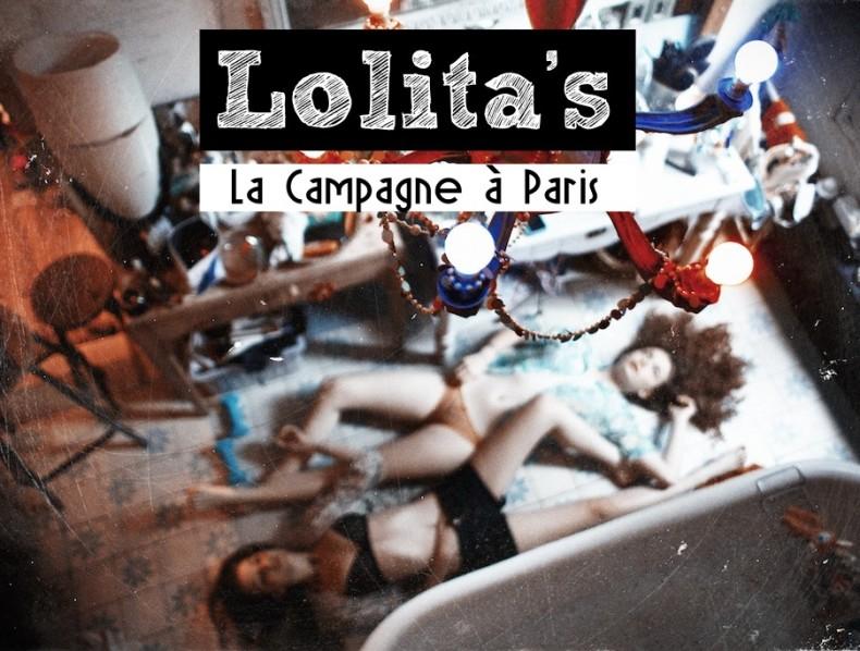 Lolita's @ Campagne à Paris